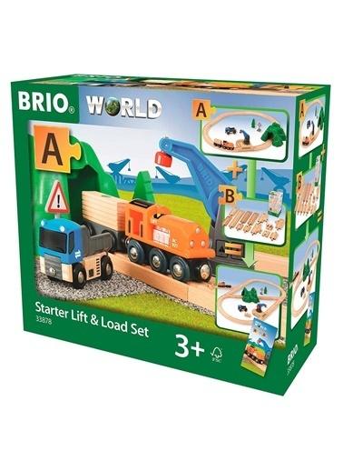 Brio BRIO Kaldır ve Yükle Başlangıç Seti 33878 Renkli
